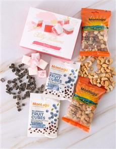 gifts: Luxury Snack Hamper!