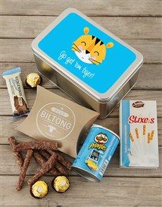 gifts: Go Get Em Snack Tin!
