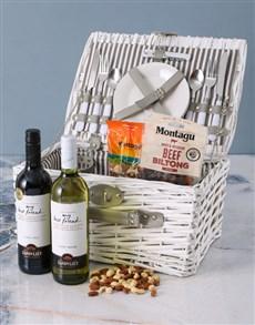 gifts: Best Friend Picnic Basket!