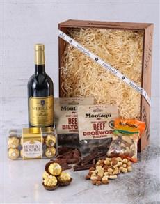 gifts: Meerlust Gourmet Crate!