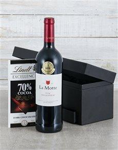 gifts: La Motte and Lindt Black Box !