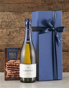 gifts: Blue Box of Krone!