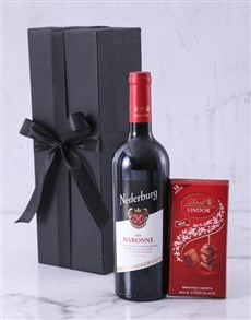gifts: Red Box of Nederburg!