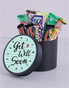 gifts: Get Well Soon Hat Box!