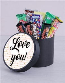 gifts: Love You Hat Box!