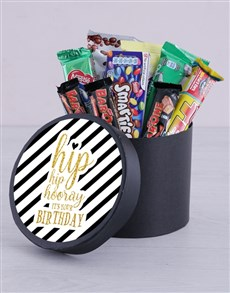 gifts: Hip Hooray Hat Box!