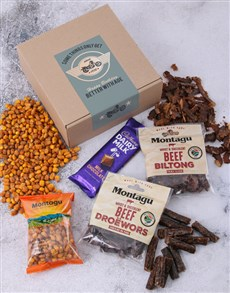 gifts: Better With Age Biltong Box!