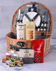 gifts: Riviera Picnic Basket!
