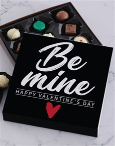 gifts: Be Mine Valentines Chocolate Tray!