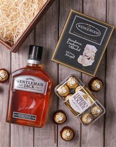 gifts: Gentleman Jack Gourmet Crate!