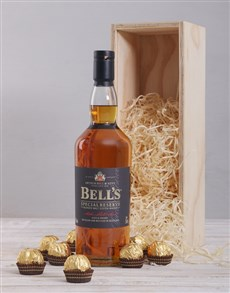 gifts: Bells Special Reserve Crate!