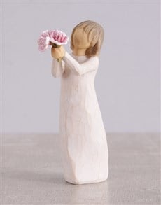 gifts: Thank You Willow Tree Figurine!