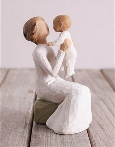 gifts: Grandmother Willow Tree Figurine!