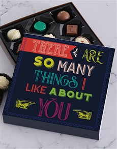 gifts: So Many Things Chocolate Tray!