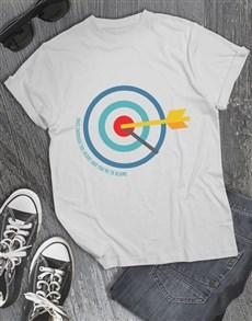 gifts: Shot Through The Heart T Shirt!