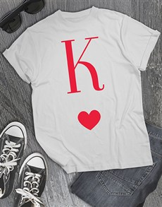 gifts: King of Hearts T Shirt!
