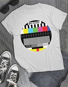 gifts: No Signal T Shirt!
