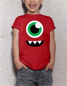 gifts: Monster Kids T Shirt!