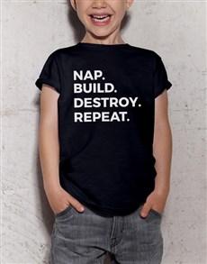 gifts: Destroyer Kids T Shirt!