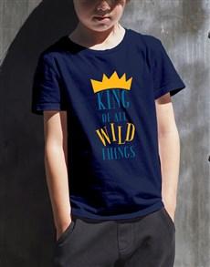 gifts: Wild Things Kids T Shirt!