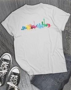 gifts: Jozi Skyline T Shirt!