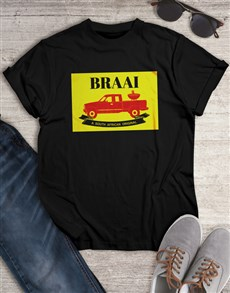 gifts: Braai T Shirt!