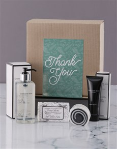 gifts: Charlotte Rhys Thank You Soap Sensation Hamper!