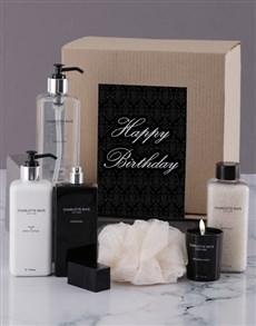 gifts: Charlotte Rhys Birthday Bath and Body Pamper!