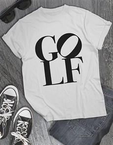 gifts: Plain And Simple Golf Shirt!