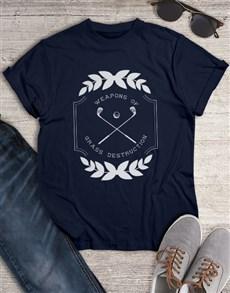 gifts: Weapons Of Grass Destruction Shirt!
