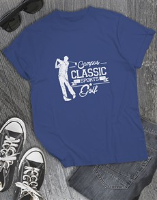 gifts: Campus Classic Golf Shirt!