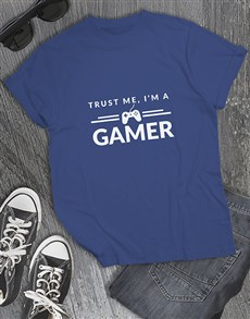 gifts: Trust Me Gaming Tshirt!