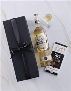 gifts: Black Box of Jose Cuervo!