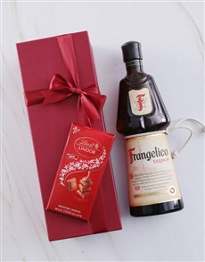 gifts: Red Box of Frangelico!