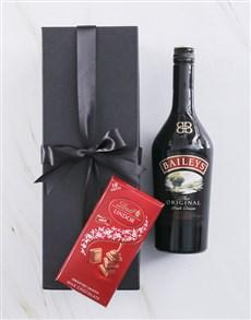 gifts: Black Box of Baileys!