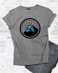 gifts: Mountain Biking T Shirt!