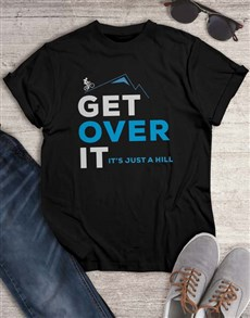 gifts: Get Over It Cycling T Shirt!