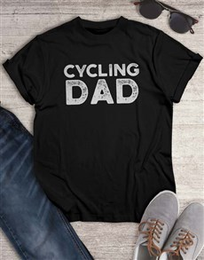 gifts: Cycling Dad T Shirt!