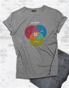 gifts: The Answer To Everything T Shirt!