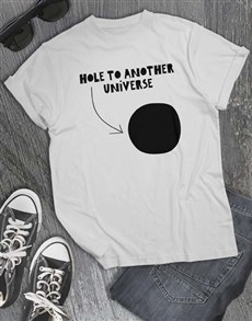 gifts: Hole To Another Universe T Shirt!