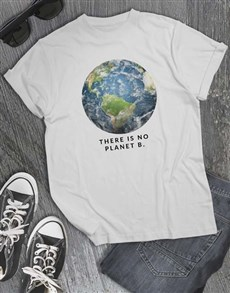 gifts: There Is No Planet B T Shirt!