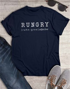 gifts: Rungry T Shirt!