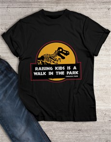 gifts: Parenthood is like a Park T Shirt!