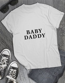 gifts: Baby Daddy T Shirt!