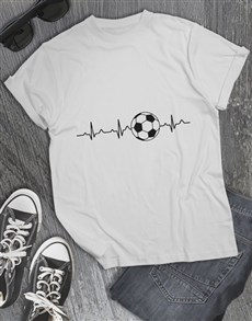 gifts: Soccer Is My Life T Shirt!