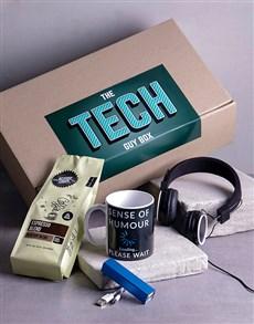 gifts: The Tech Guy Box!