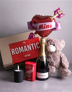 gifts: The Romantic Guy Box!