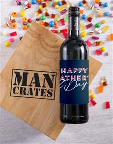 gifts: Fathers Day Man Crate!