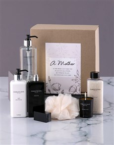 gifts: Charlotte Rhys Mother Bath and Body Pamper!