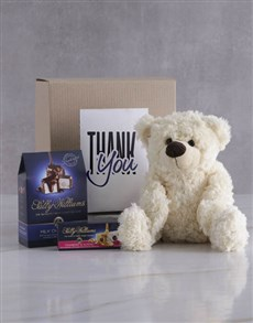 gifts: Thank You Teddy and Nougat Gift Hamper!
